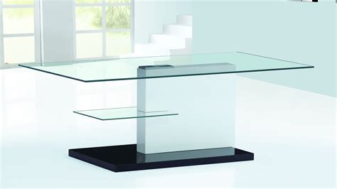 white gloss glass coffee table white and black high gloss glass coffee table homegenies