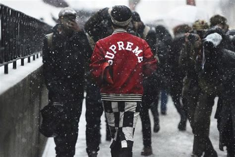 supreme streetwear the popularity of supreme by matthew wong details style
