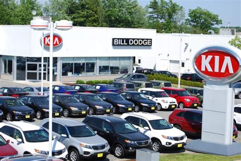 Kia Car Lot Bill Dodge Kia Car Dealers