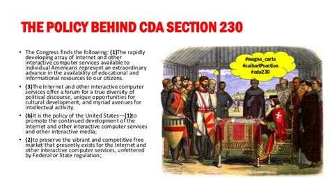 cda section 230 cda 230 in the age of cyber civil rights and terrorism