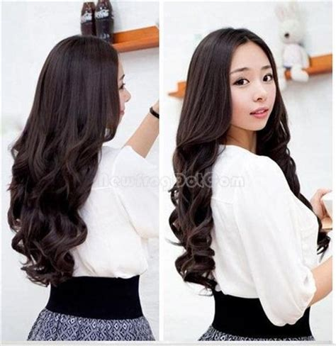 Hairclip Biglayer Murah Panjang grosir wig murah hairclip collections