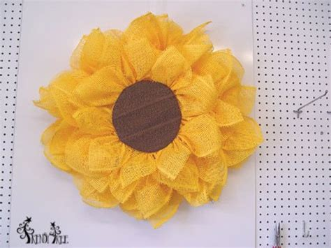 paper mesh flower tutorial paper mesh trendy tree and sunflowers on pinterest
