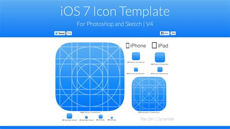 image gallery ios app icon template
