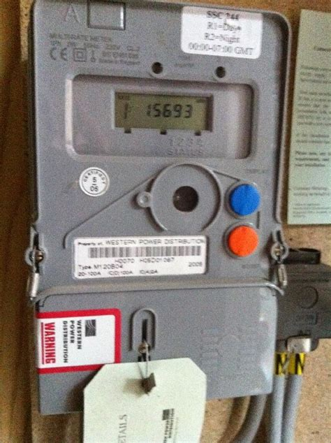 how to m economy 7 multi rate meters diynot forums