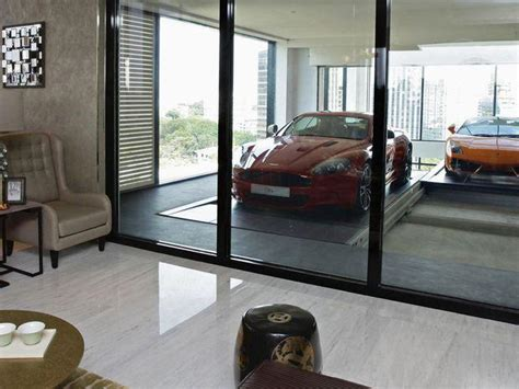 luxury garage stylish home luxury garage design