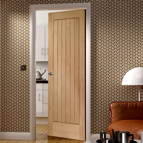 Oak Furniture Wardrobes by Suffolk Oak Door With Vertical Lining