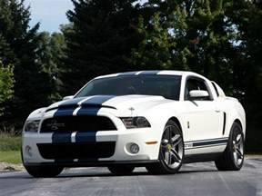 2009 Ford Shelby Gt500 Ford Mustang Shelby Gt500 Specs 2009 2010 2011 2012