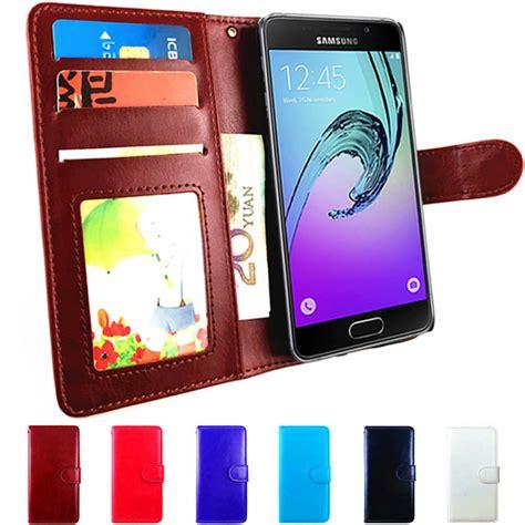 Flip Cover Mirror Samsung A9 Pro aliexpress buy 2016 a9 pro leather wallet flip cover for samsung galaxy a9 pro phone