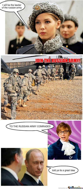 Russian Army Meme - russian army by albj meme center