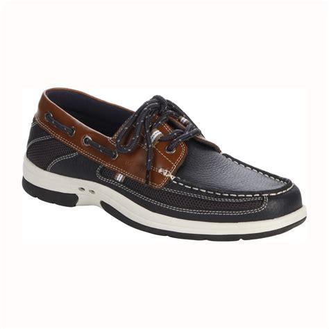 boat shoes kmart thom mcan men s kellan boat shoe navy