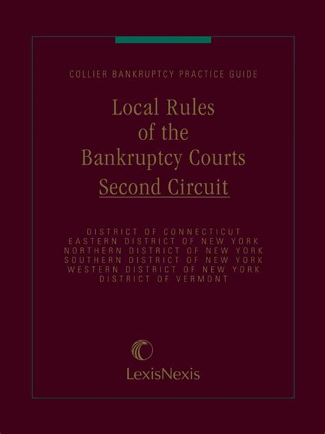 local rules of the bankruptcy courts 2nd circuit