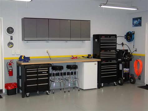 workbench designs for garage garage workbench designs garage garage