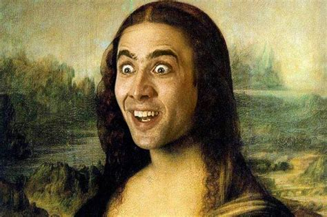 Nicolas Cage Meme Face - 20 pictures of nicolas cage s face photoshopped on people