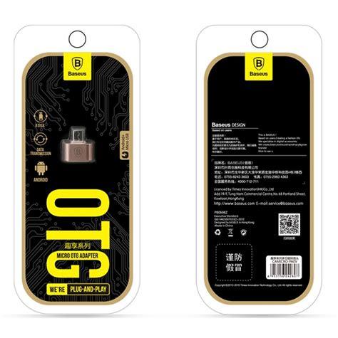 Termurah Baseus Multifunction Micro Usb To Usb Otg Adapter For baseus multifunction micro usb to usb otg adapter for smartphone golden jakartanotebook