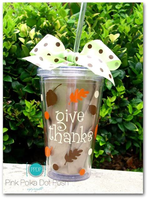 Kiddos Tumbler thanksgiving tumbler might be to give each of the