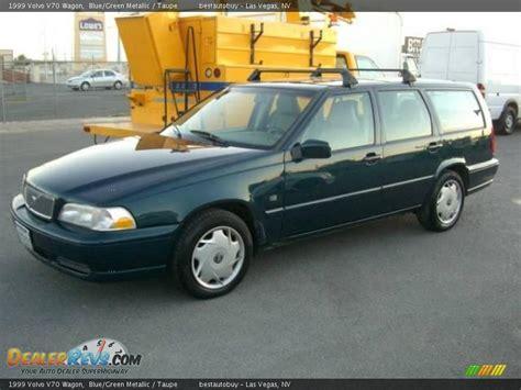 volvo wagon 1999 1999 volvo v70 wagon blue green metallic taupe photo 7