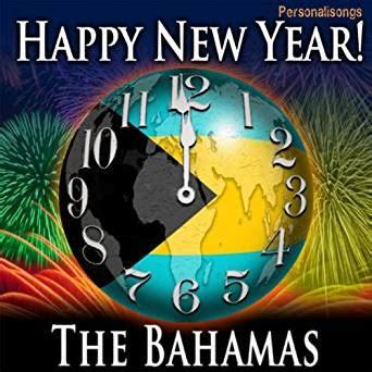 amazon com happy new year the bahamas personalisongs