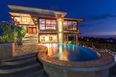 Costa Rica House Rentals by Costa Rica Exclusive View Luxury Villa Manuel Antonio