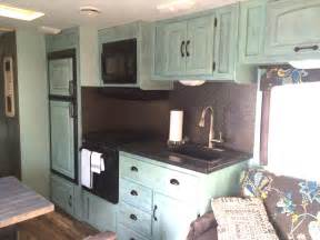 wow what a beautiful rv remodel