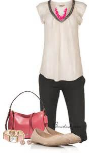 Polyvore Outfits with Bermuda Shorts