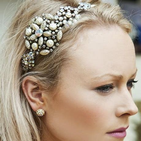 Wedding Hair With Band by Wedding Hairstyles With Hair Bands Vizitmir