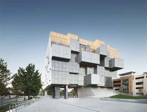 faculty of architecture and design arthur erickson architects canada e architect