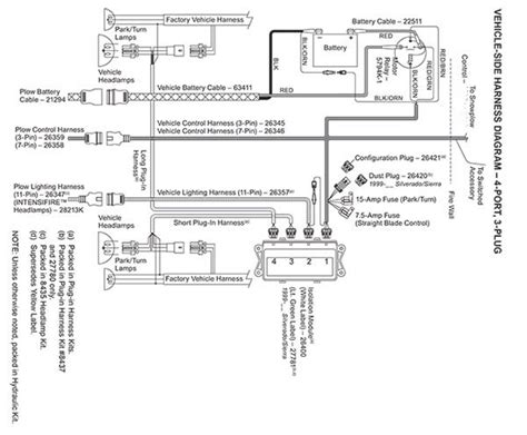 fisher plow isolation module wiring diagram 43 wiring