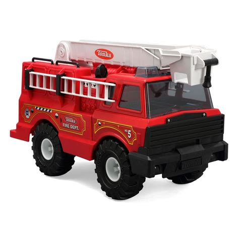 Toy Tonka Classics Steel Fire Truck By Tonka Trucks