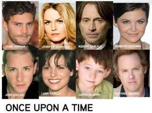 Once upon a time cast wallpaper and background images in the once