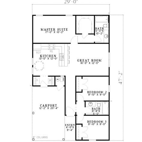 3 bedroom rectangular house plans 3 bedroom rectangular house plans home design 2017