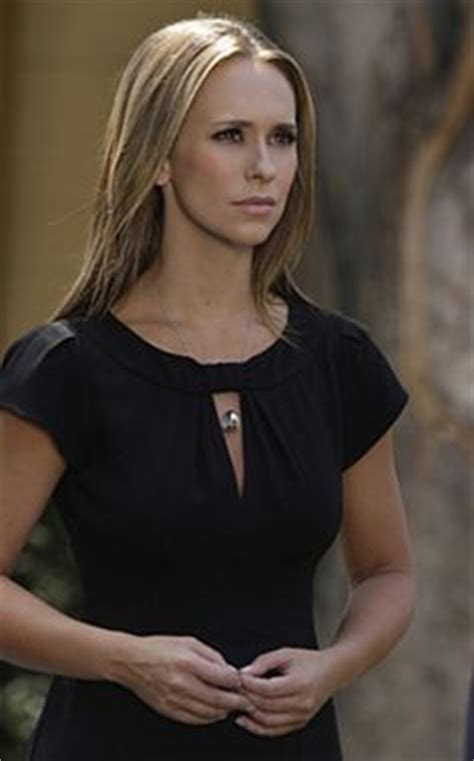 what is melinda gordons hair color ghost whisperer style and fashion fleurette silk