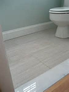 marble threshold bathroom 12x24 florim stratos avorio tile with marble threshold
