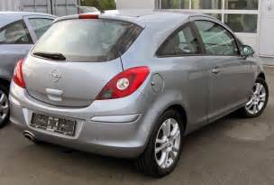 Opel Corsa Wiki File Opel Corsa D 20090726 Rear 1 Jpg