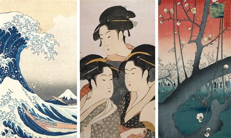 japanese prints ukiyo e in ukiyo e japanese prints the history of japanese woodblock prints