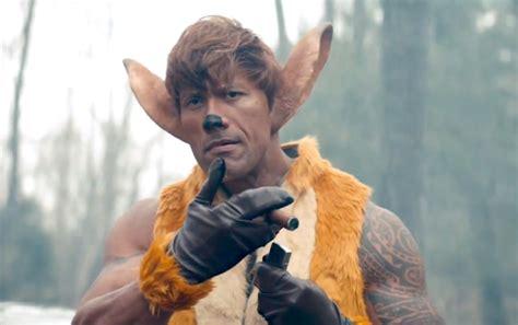 film action nouveauté 2015 si bambi 233 tait un film d action violent avec the rock 231 a