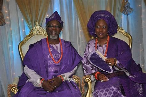 the yoruba traditional wedding and engagement weddings in nigeria includes traditional dowry