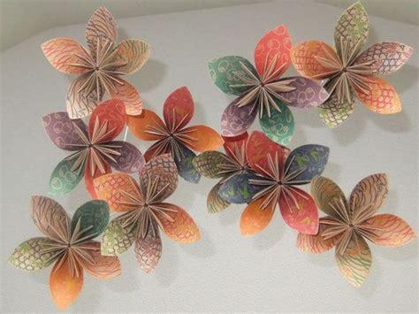 Origami Flower Mobile - the origami flower mobile nursery mobile baby