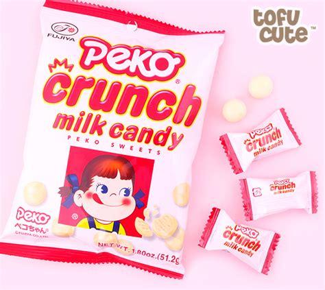 buy fujiya peko crunch milk at tofu