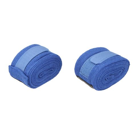 Wrap Bandage Muay Thai Boxing Sepasang 5 Cm X 2 7 M Boxing Wraps Muay Thai Boxing 2 5m 5cm Boxing