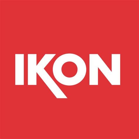 Ikon Office Solutions by File Ikon Documents Logo Svg