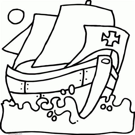 dibujos infantiles para colorear de barcos dibujos de barcos para colorear dibujosparacolorear