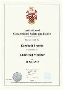 liz preston cmiosh miirsm craven safety services