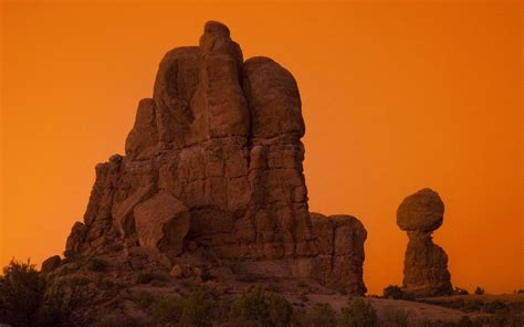 hd landscapes nature rocks arches national park utah high resolution images wallpaper