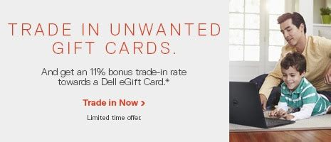 Trade In Unwanted Gift Cards - dell electronics printers tvs software pc parts dell