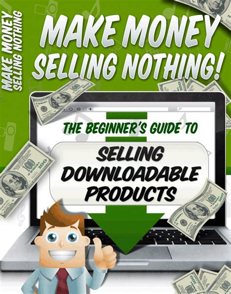 How To Make Money Selling Products Online - how to make money selling downloadable products online