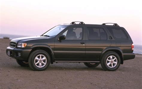 nissan pathfinder 2000 2001 nissan pathfinder information and photos zombiedrive