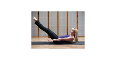 abs pilates 100s whittle your middle with the all abs workout popsugar fitness