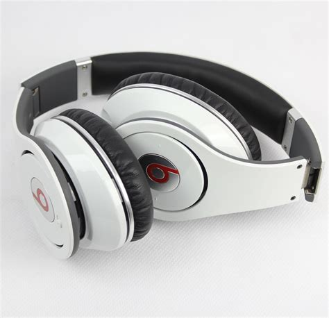 Headphone Beats Dr Dre Studio White Kw beats by dr dre beats studio wired ear noise cancellation headphones white