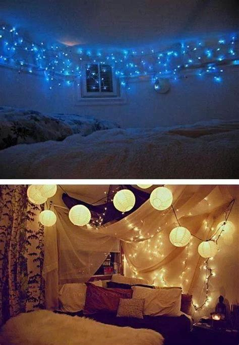 414 Best Bedroom Ideas Images On Pinterest Bedroom Ideas Icicle Lights In Bedroom