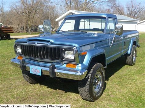 Jeep J20 For Sale 51830003 1
